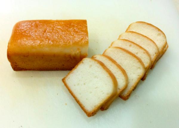 グルテンフリー米粉パン卵乳小麦不使用